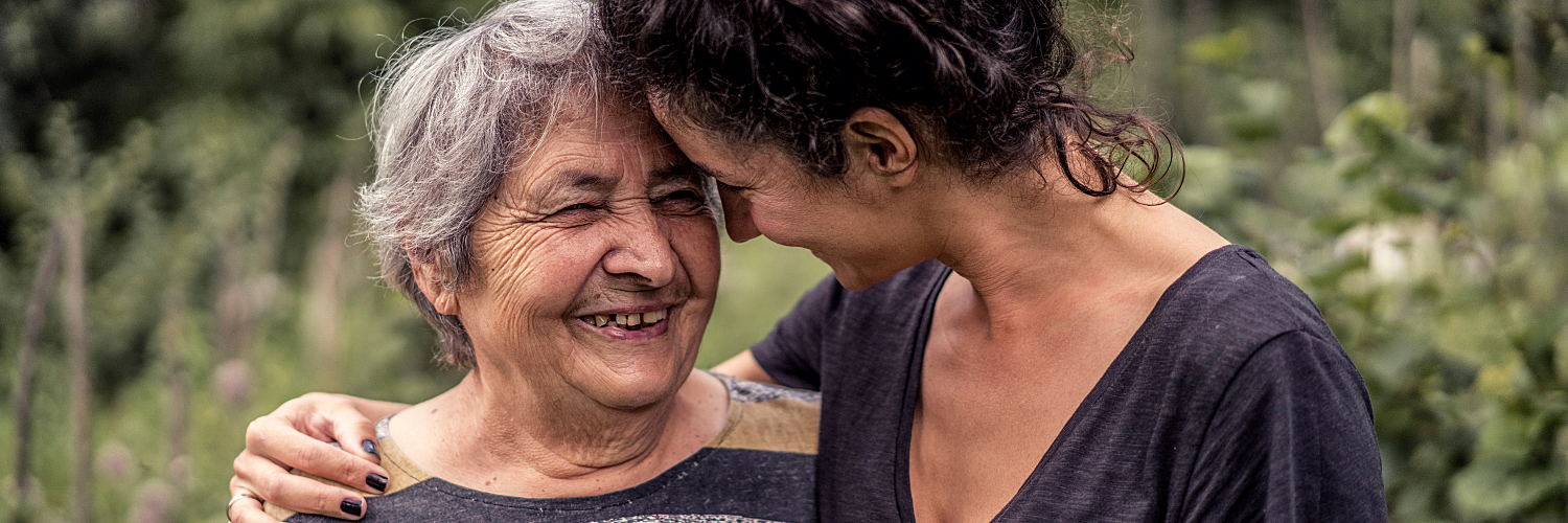 Caring for a loved one with Alzheimer's disease can be frustrating and stressful. Here are five tips for caring for someone with Alzheimer's.